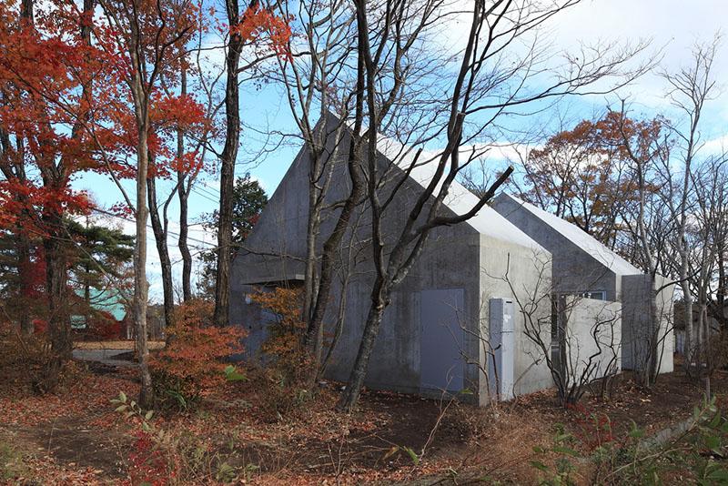 House In Nasu By Kazunori Fujimoto Architects 10