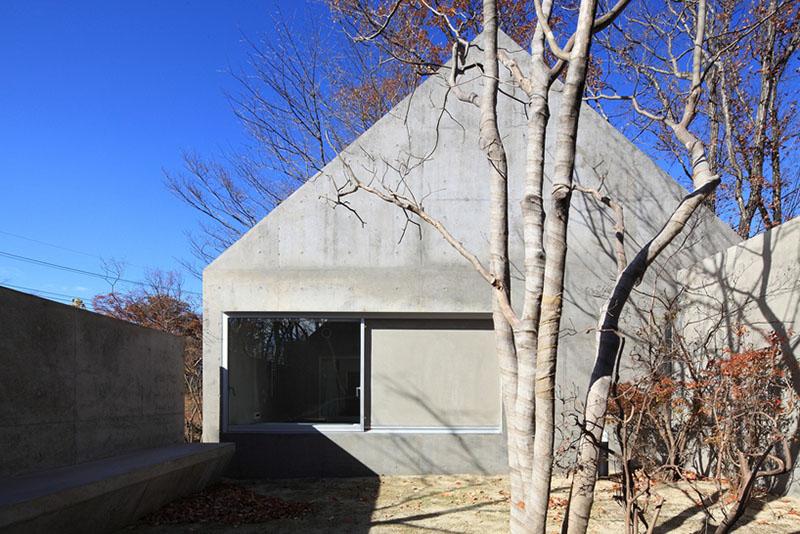 House In Nasu By Kazunori Fujimoto Architects 12