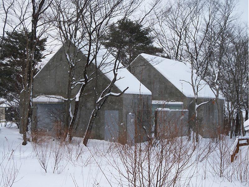 House In Nasu By Kazunori Fujimoto Architects 14