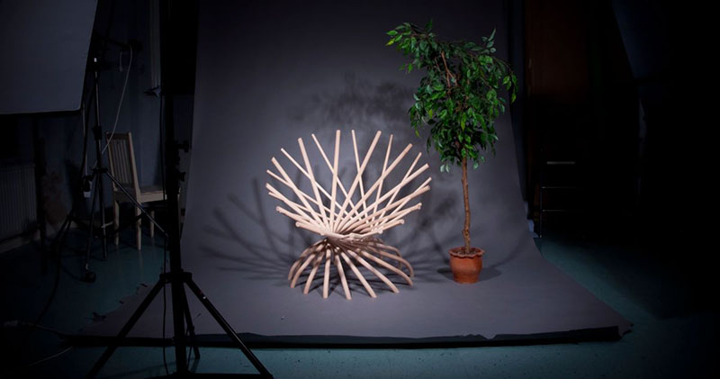 Nest Chair by Markus Johansson 2