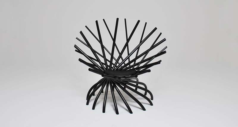 Nest Chair by Markus Johansson 4