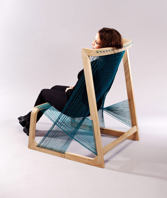 Silk Chair By Alvi Design 4