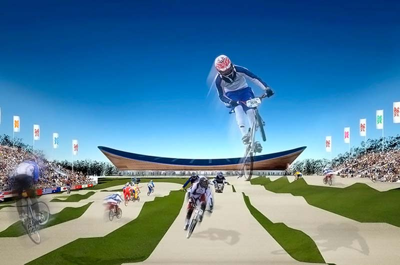 2012 London Olympic Velodrome by Hopkins Architects 5