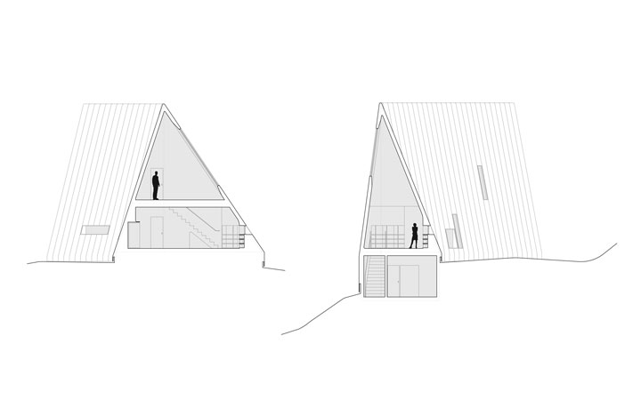 Allandale House sketch 3