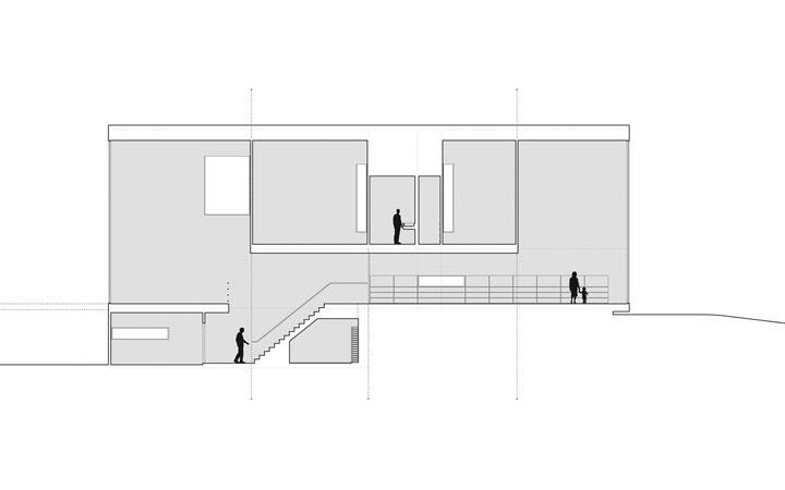 Allandale House sketch 4