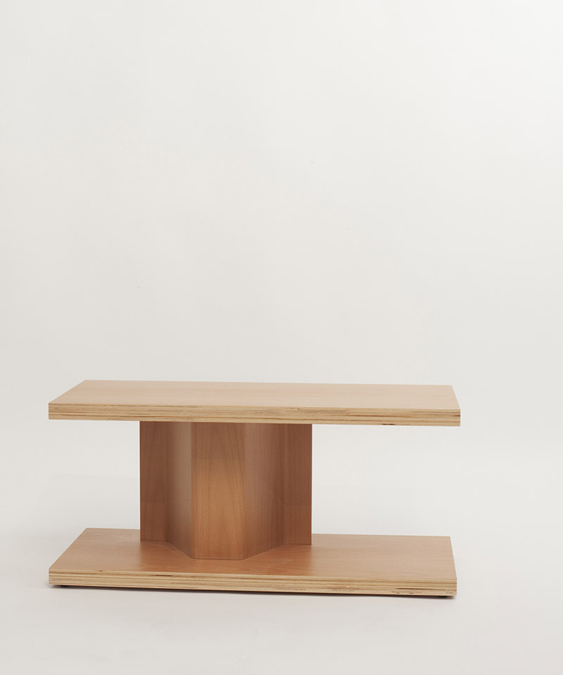 Bit Side Table by Chris Martin for Massproductions 4