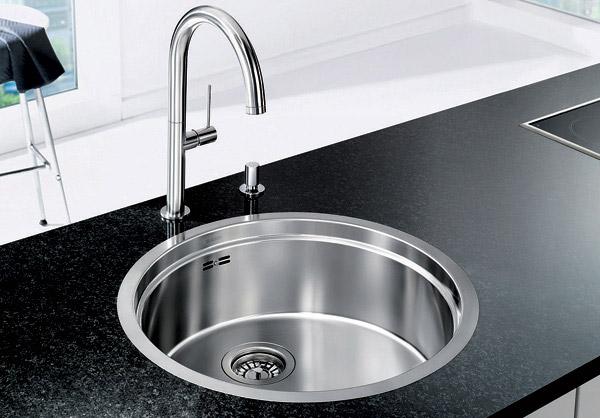 Multipurpose Kitchen Bowl Sink BLANCORONIS 2