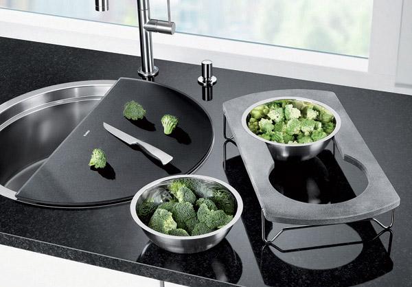Multipurpose Kitchen Bowl Sink BLANCORONIS 8
