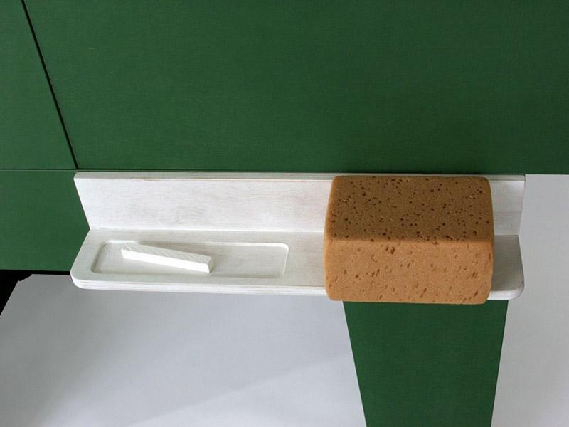 Blackboard - Chalkboard storage cabinet 8