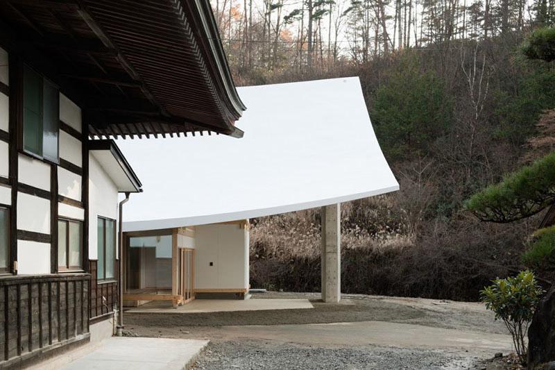 Chushin-ji-Temple Priests Quarters 2