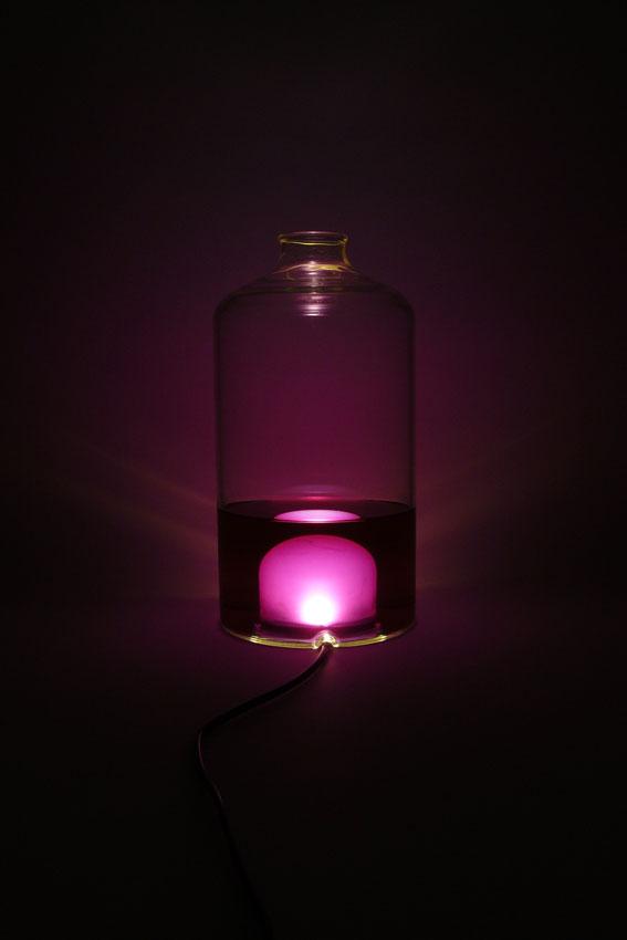 Color changing Lamp design Liquid Lights 11