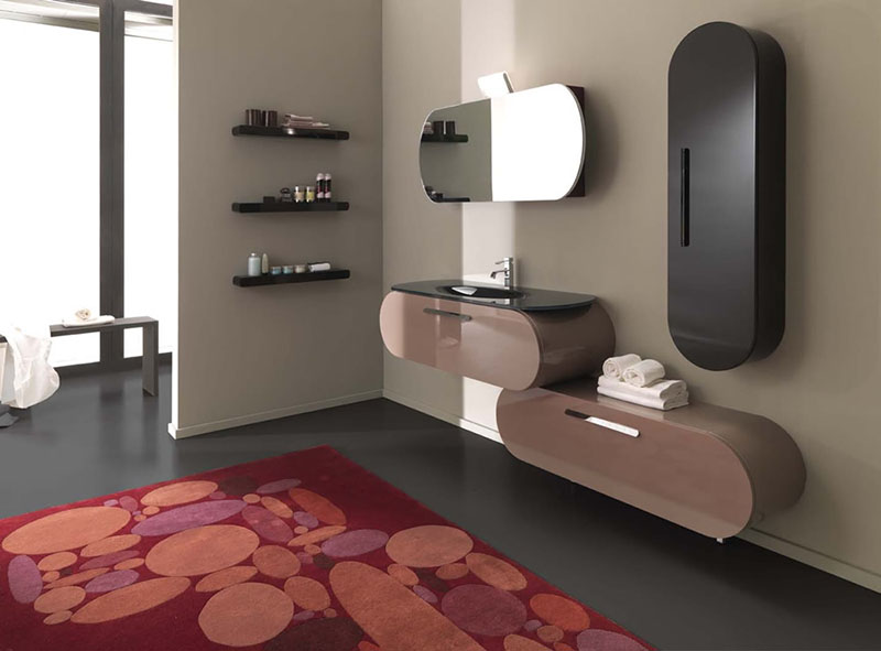 Flux_US Bathroom Furniture Collection by Lasa Idea 3
