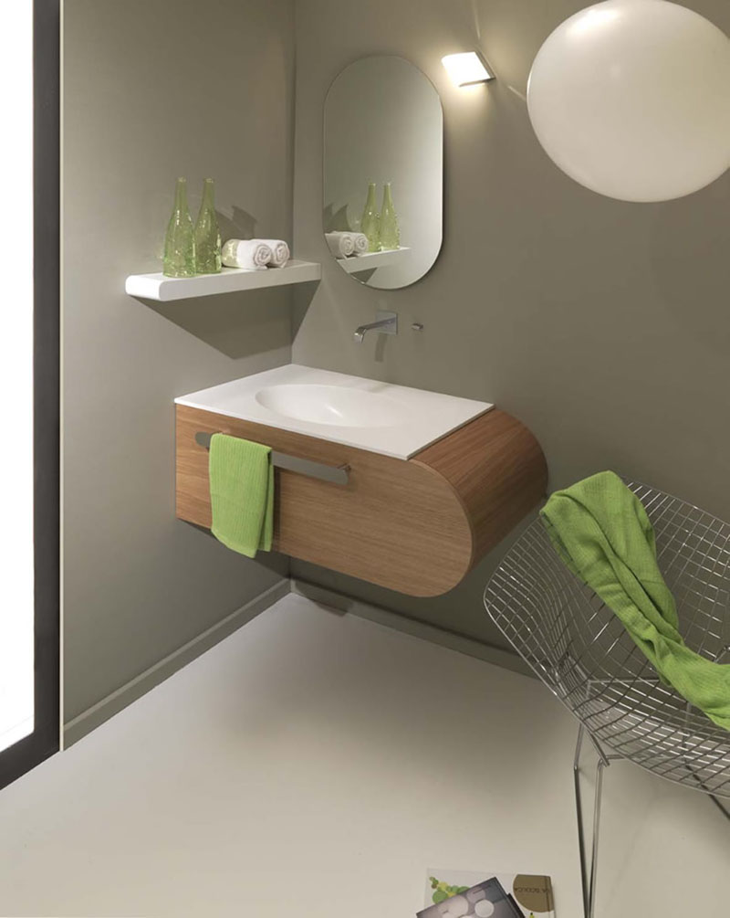 Flux_US Bathroom Furniture Collection by Lasa Idea 10