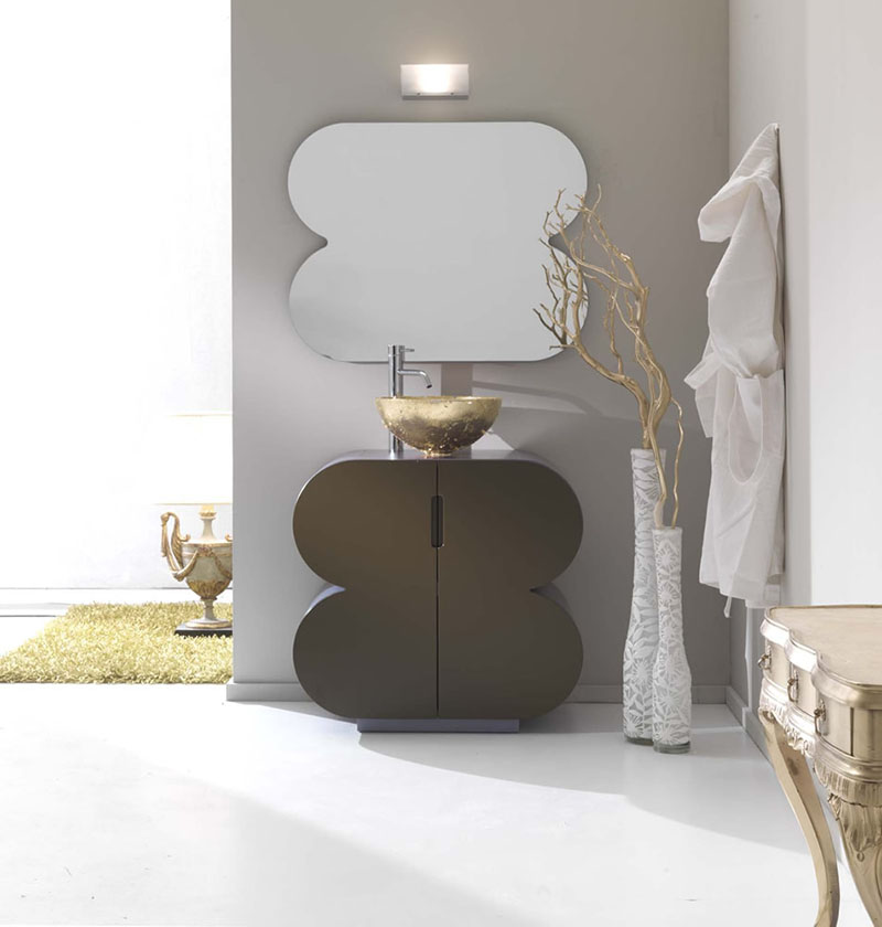 Flux_US Bathroom Furniture Collection by Lasa Idea 11