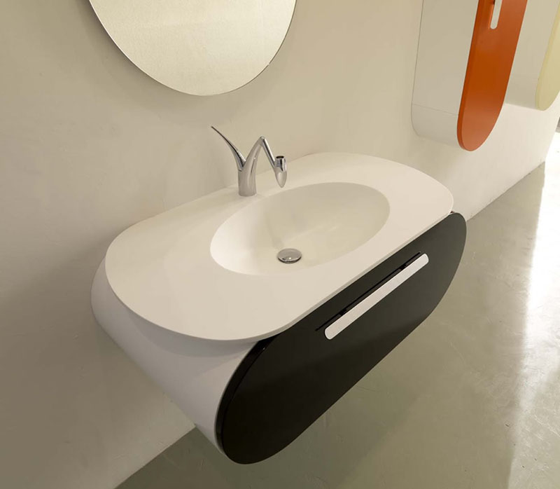 Flux_US Bathroom Furniture Collection by Lasa Idea 14