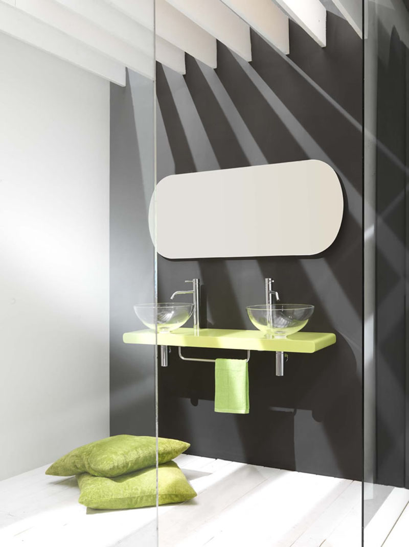 Flux_US Bathroom Furniture Collection by Lasa Idea 16