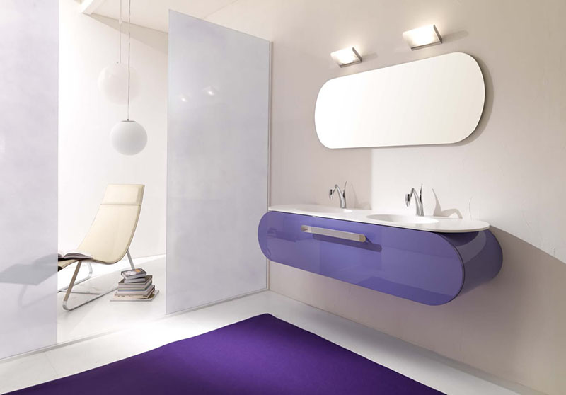 Flux_US Bathroom Furniture Collection by Lasa Idea 2