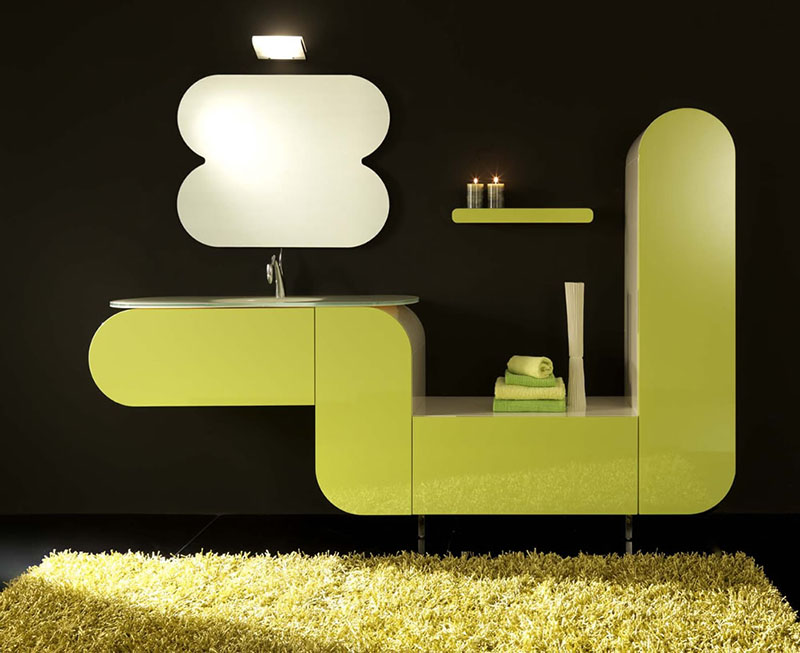 Flux_US Bathroom Furniture Collection by Lasa Idea 4