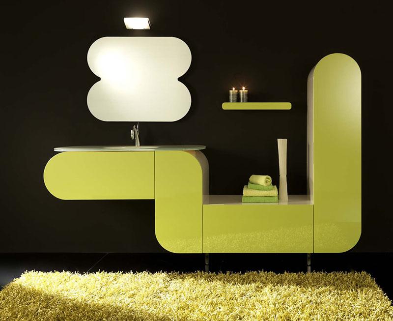 Flux_US Bathroom Furniture Collection by Lasa Idea 4