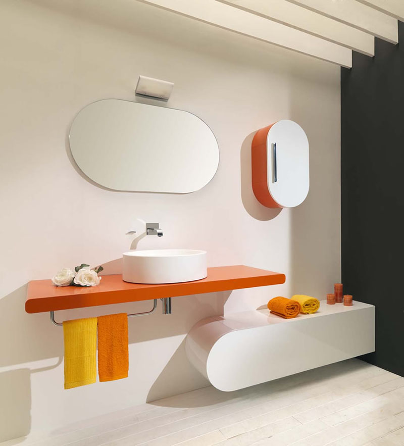 Flux_US Bathroom Furniture Collection by Lasa Idea 5