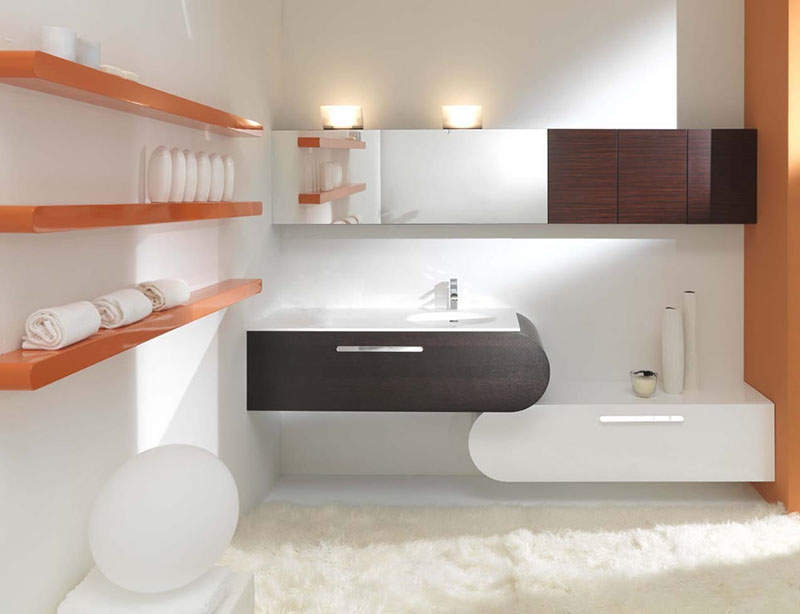 Flux_US Bathroom Furniture Collection by Lasa Idea 6