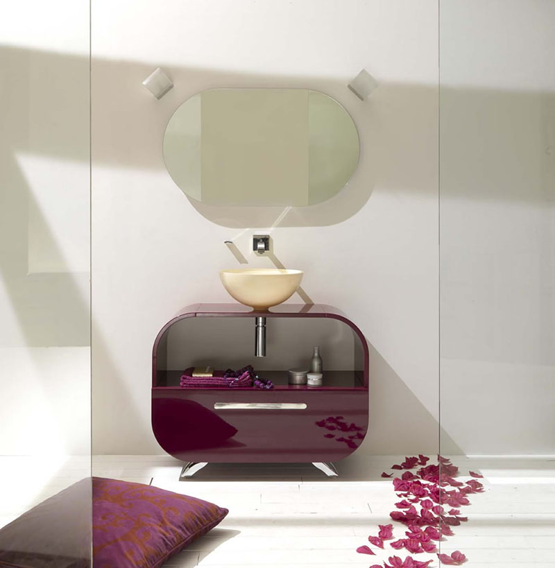 Flux_US Bathroom Furniture Collection by Lasa Idea 8