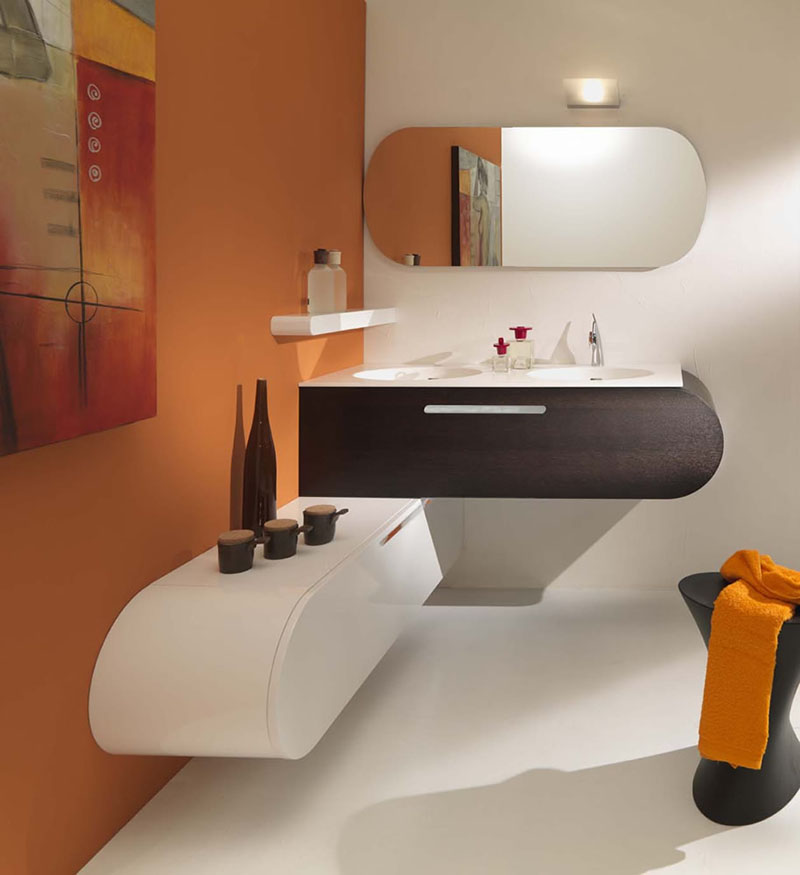 Flux_US Bathroom Furniture Collection by Lasa Idea 9