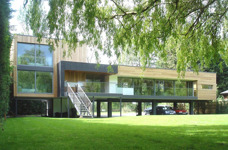 Hind House by John Pardey Architects 1