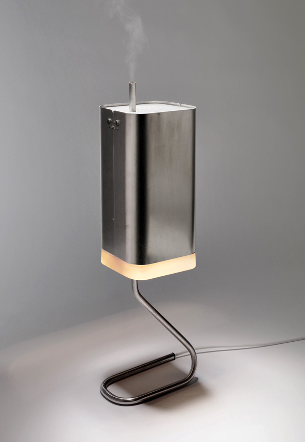Host Lamp with built-in humidifier