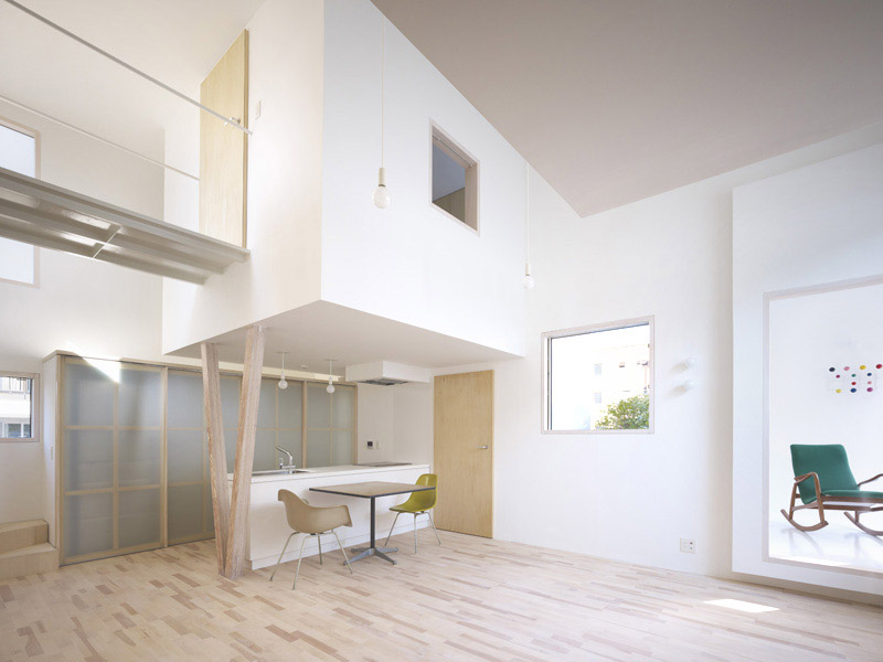 House I by Yoshichika Takagi 11