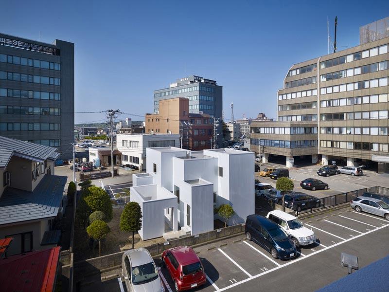 House I by Yoshichika Takagi 3