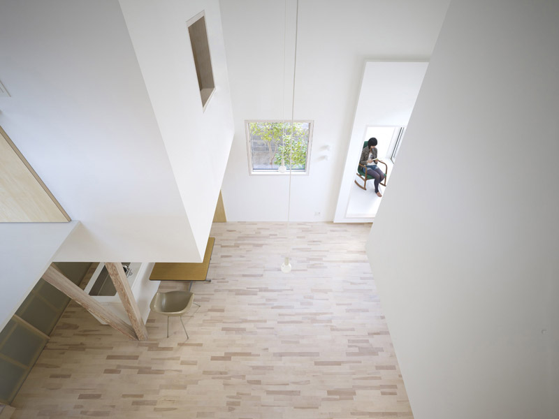 House I by Yoshichika Takagi 5