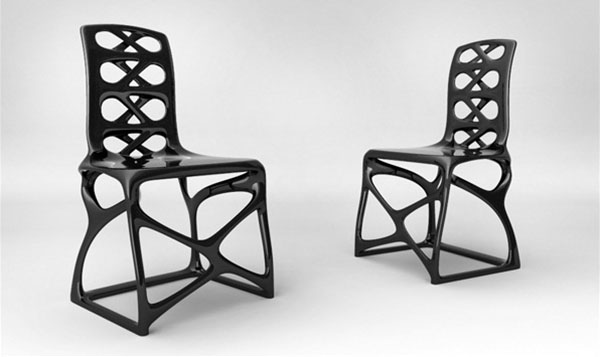 IAOY Dining Chair by Michael Stolworthy