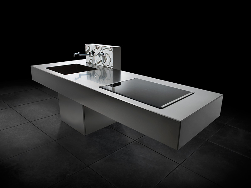 ISOLA Linear Kitchen Toyo Kitchen 3