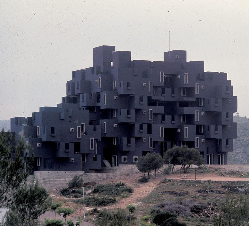 Kafka Castle by Ricardo Bofill 1