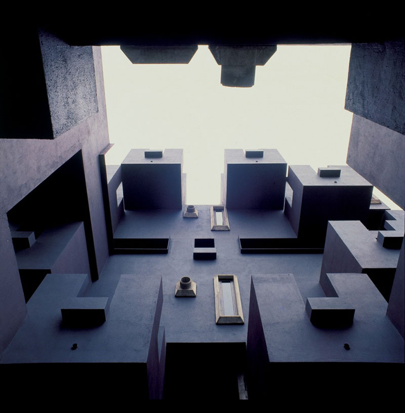 Kafka Castle by Ricardo Bofill 4
