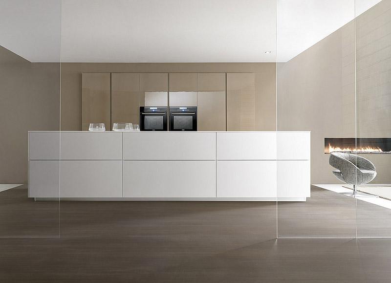 Linea Modern Kitchen By Comprex 1
