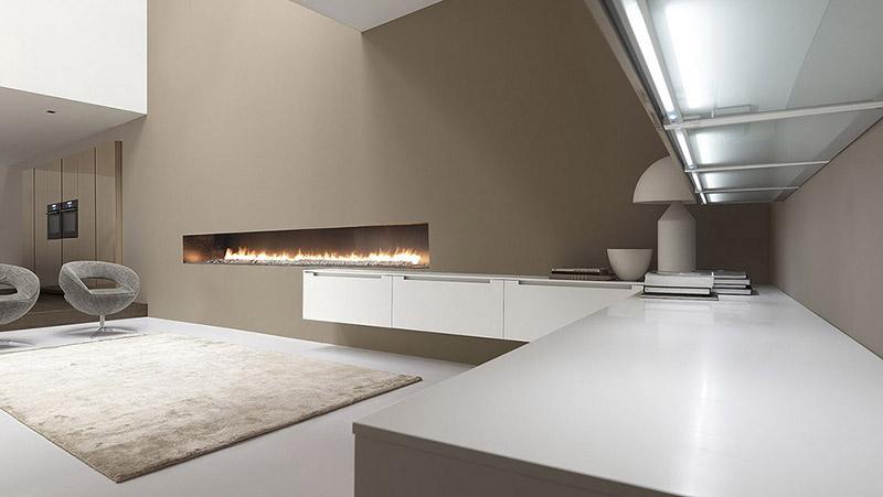 Linea Modern Kitchen By Comprex 14