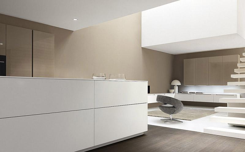 Linea Modern Kitchen By Comprex 3