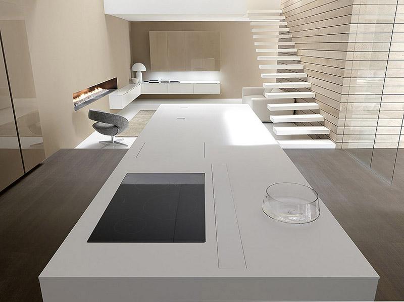 Linea Modern Kitchen By Comprex 4