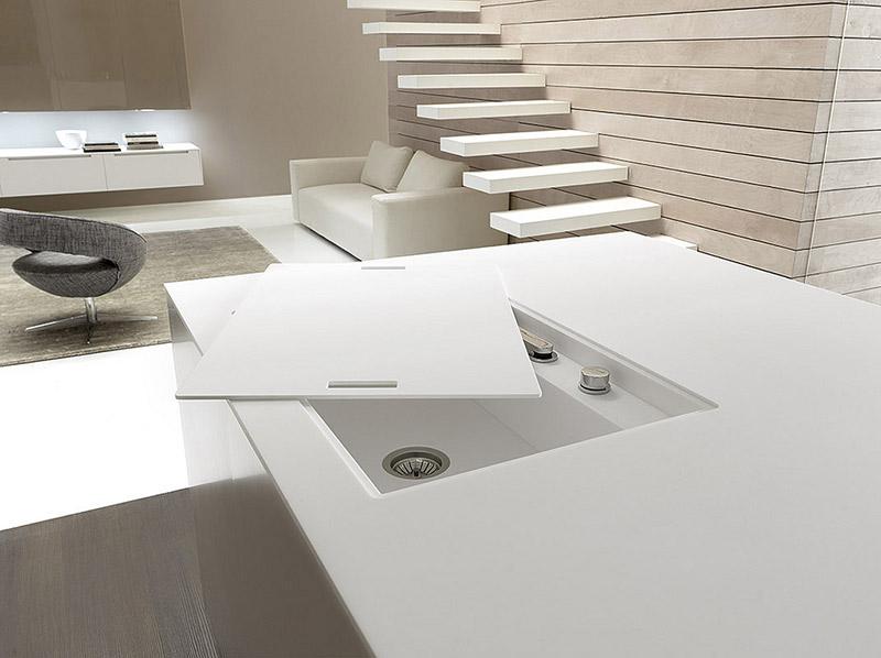 Linea Modern Kitchen By Comprex 5