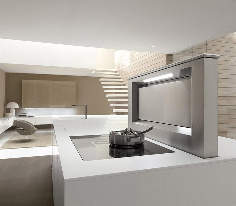 Linea Modern Kitchen By Comprex 8