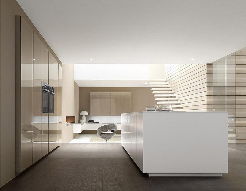Linea Modern Kitchen By Comprex 9