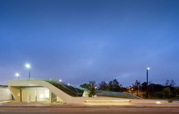 Los Angeles Museum of the Holocaust by Belzberg Architects 1