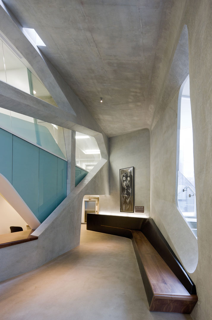 Los Angeles Museum of the Holocaust by Belzberg Architects 10