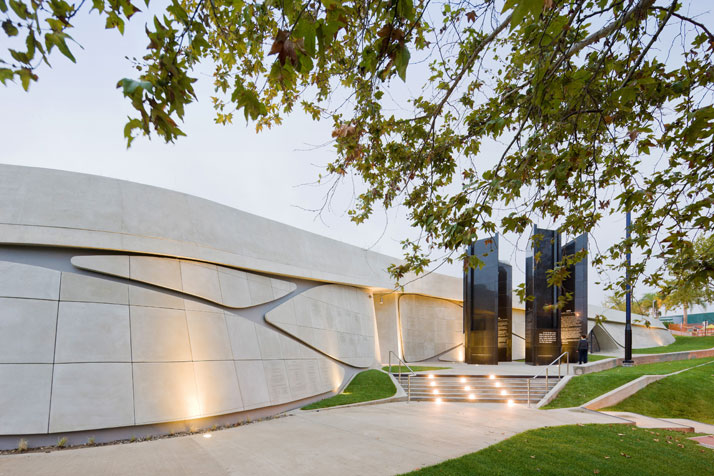 Los Angeles Museum of the Holocaust by Belzberg Architects 2