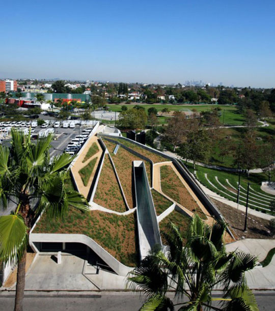 Los Angeles Museum of the Holocaust by Belzberg Architects 3