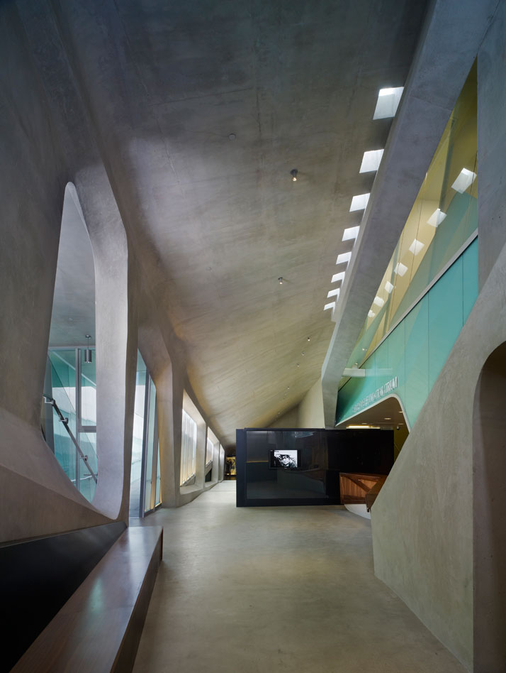 Los Angeles Museum of the Holocaust by Belzberg Architects 6