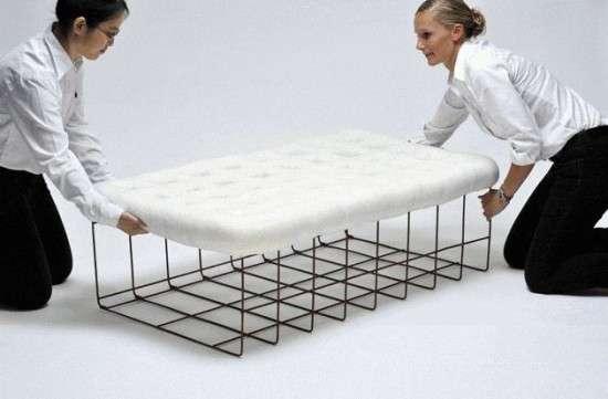 Snow lounger design by Noji Berlin 2