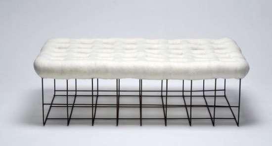 Snow lounger design by Noji Berlin 1